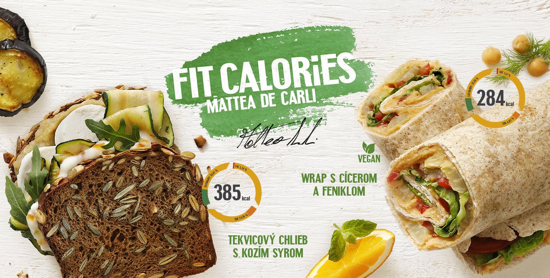 Jarní Fit Calories
