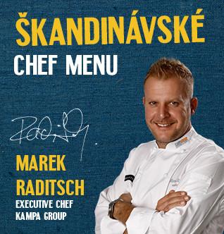 Akčné chef menu